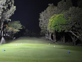 VILLAMOR GOLF CLUB SHINES BRIGHT WITH LUNETA'S LED PROJECTION LIGHTS