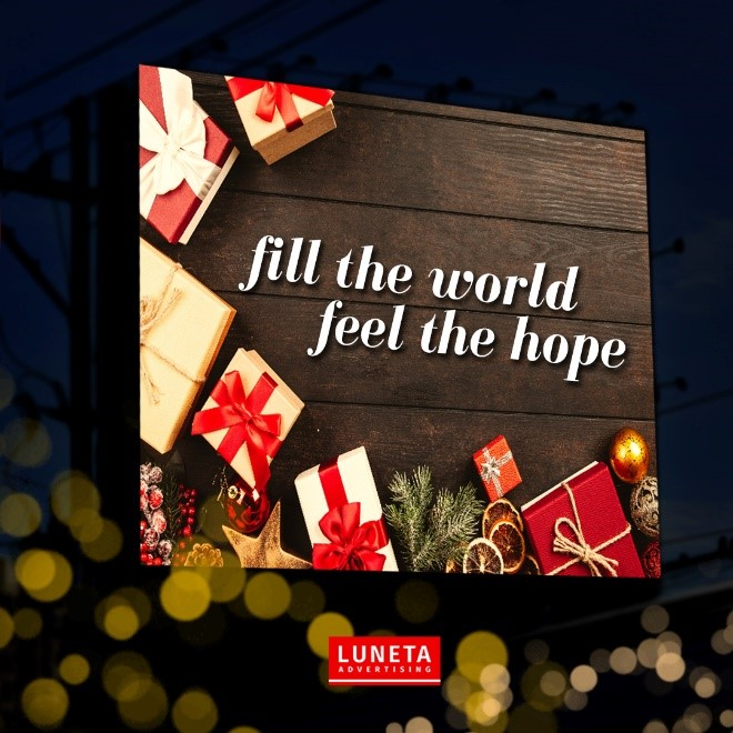FILL THE WORLD, FEEL THE HOPE: WE'RE TAKING IT FROM THE MARKETING EXPERTS ON WHY OOH IS RELEVANT FOR THEIR BRANDS